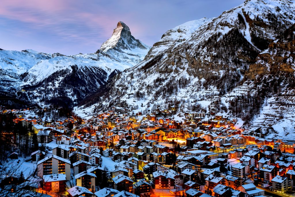 Best Places To Visit In Switzerland In Winter