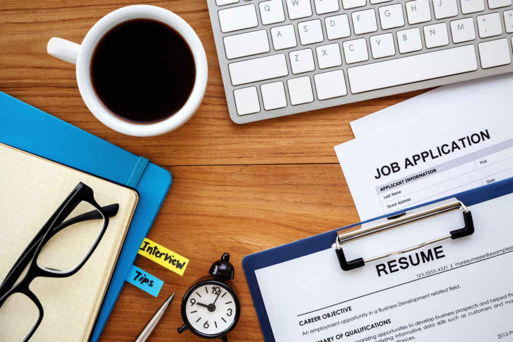 Fondo de búsqueda de empleo