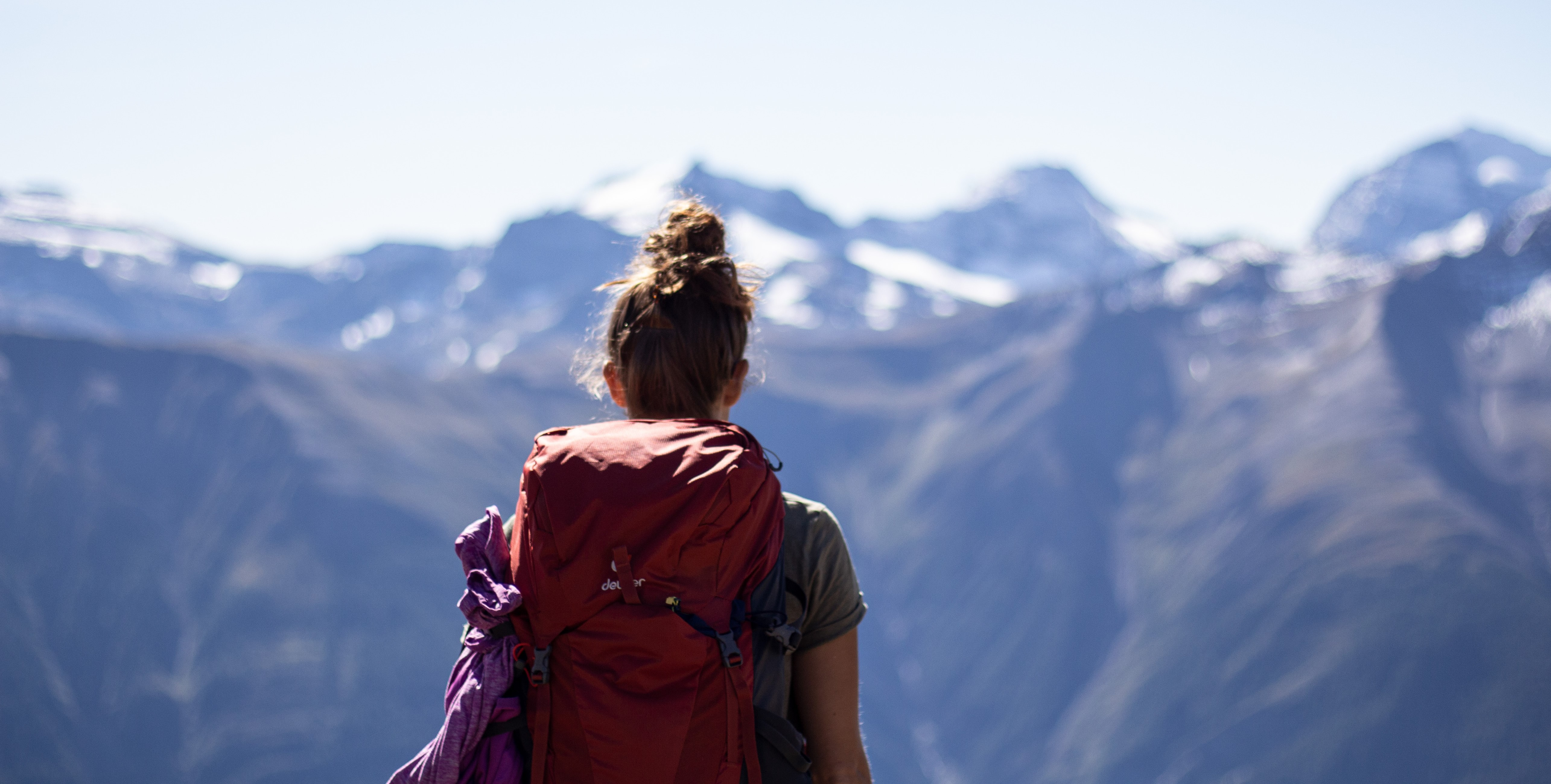 Mountain Tourism in Switzerland: Camping and Hiking in the Swiss Alps