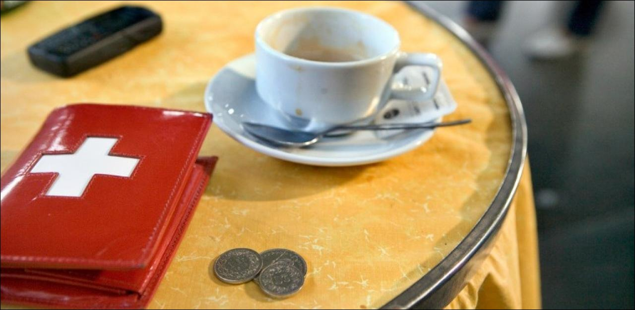 Tipping In Switzerland: Here's How Much To Tip Your Waiter