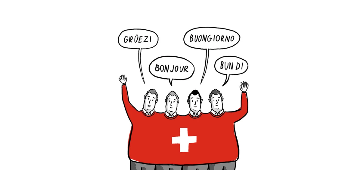 What Are the Languages Spoken in Switzerland?