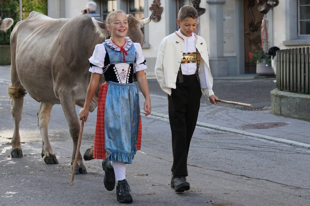 Swiss Culture and Traditions: Heidi, Yodeling, Muesli, & More
