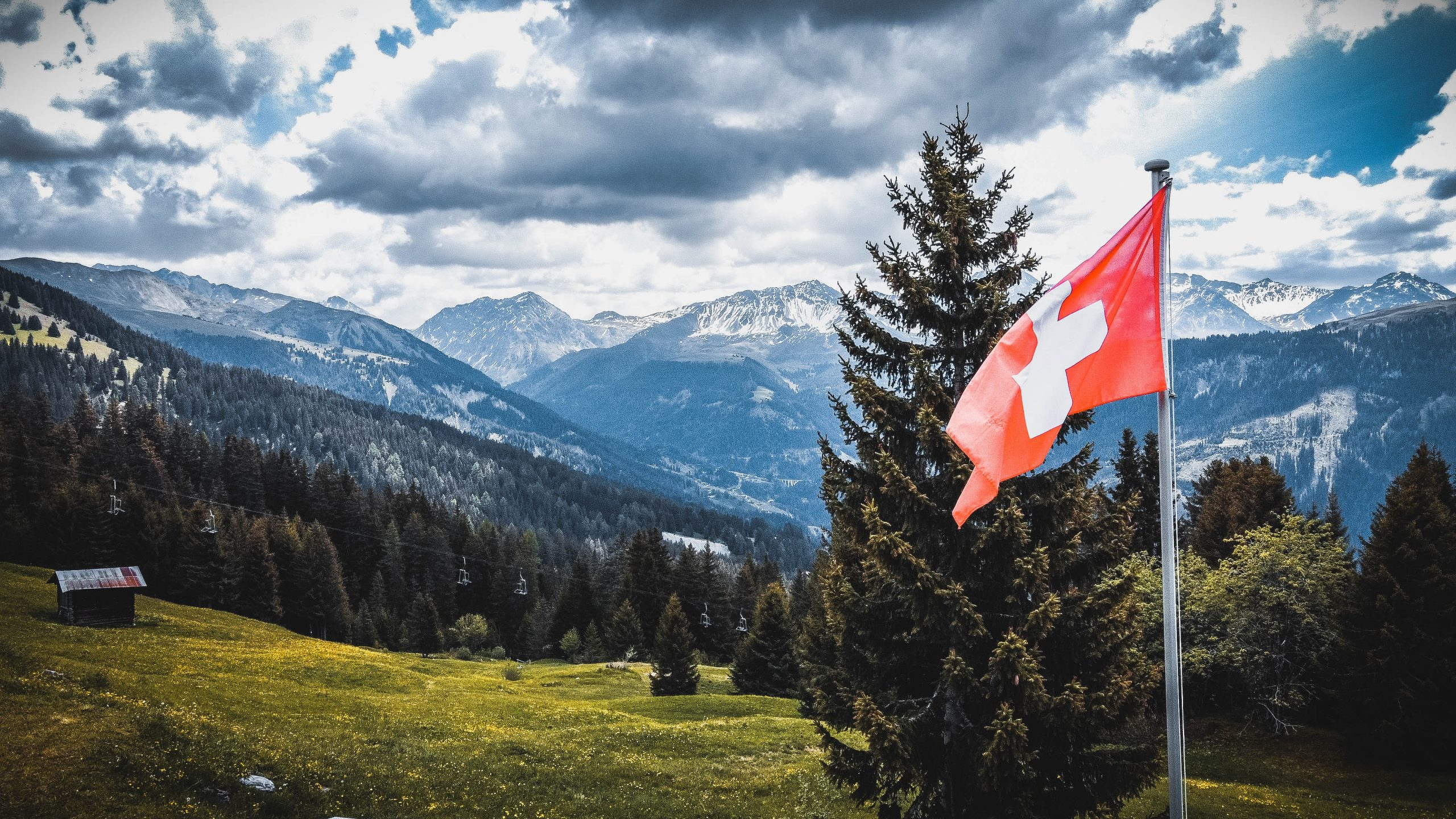 The Swiss Flag: Meaning and History