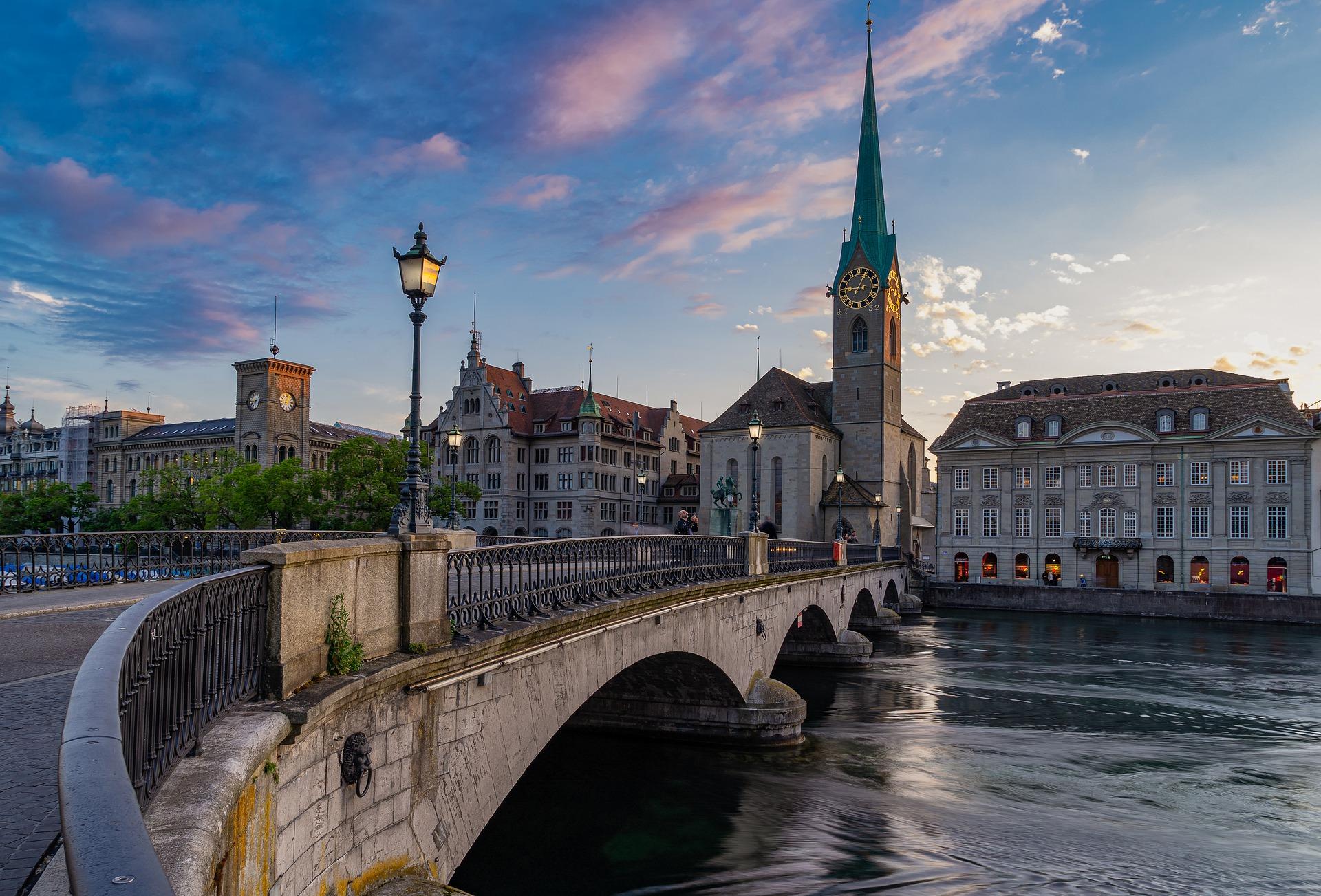 Switzerland Architecture: The Traditional & Modern